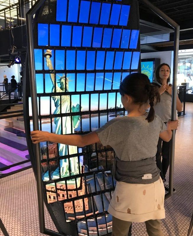 Manhattan está lleno de tiendas tecnológicas