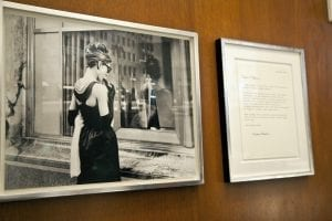 Tiffany siempre unida a la imagen de Audrey Hepburn