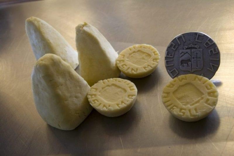 Bodegón de queso Casín