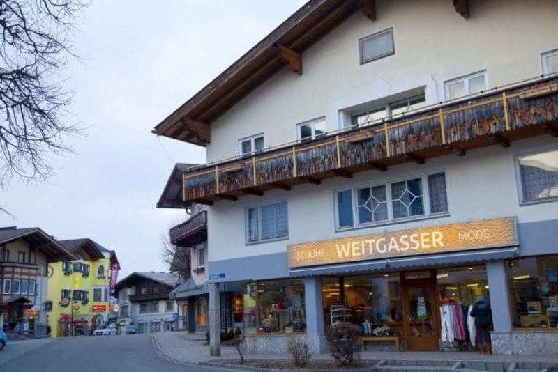 En Altenmarkt hay todo tipo de servicios