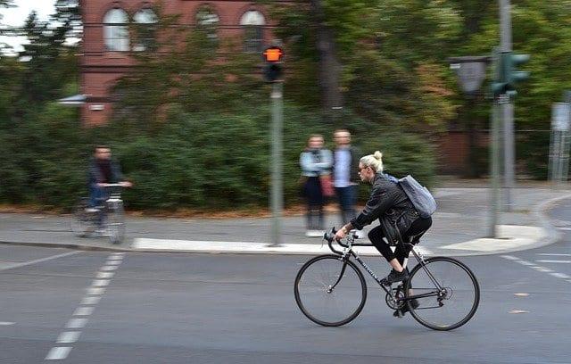 Berlín es una ciudad cómoda para andar en bicicleta