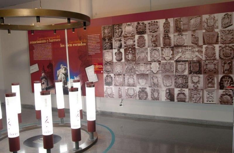 El Centro de Interpretación de visitantes de Lorca está en el antiguo Convento de la Merced