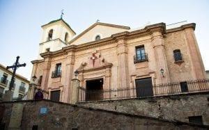 Se cuenta que el Apostol Santiago predicó en Lorca en la iglesia que lleva su nombre