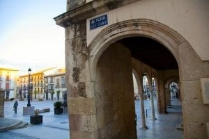La plaza del Caño ya existía en el siglo XVI