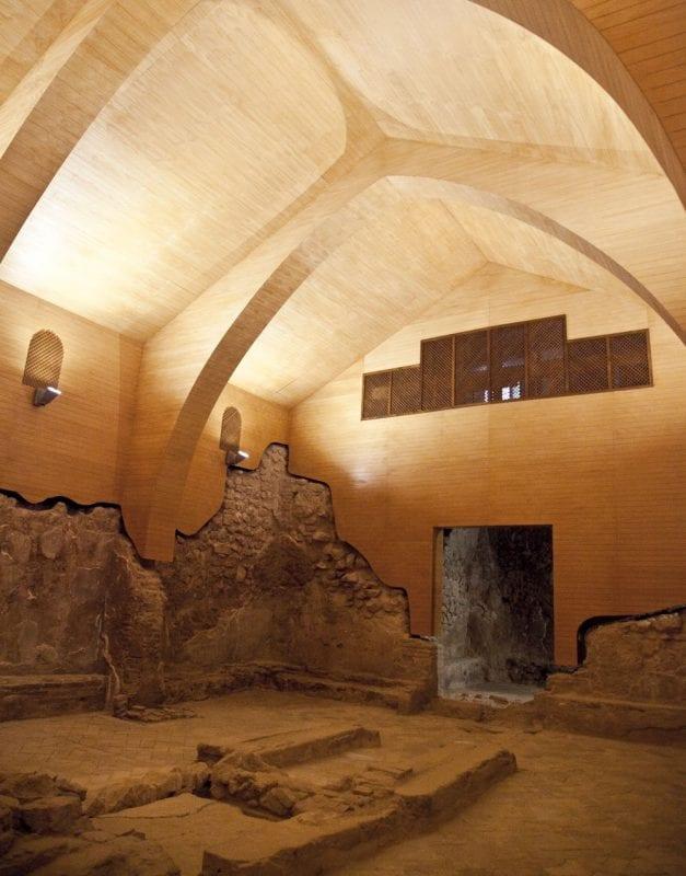 La sinagoga de Lorca nunca tuvo otros usos