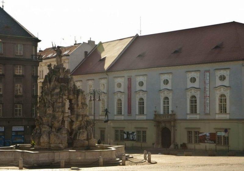 Teatro Reduta en Brno
