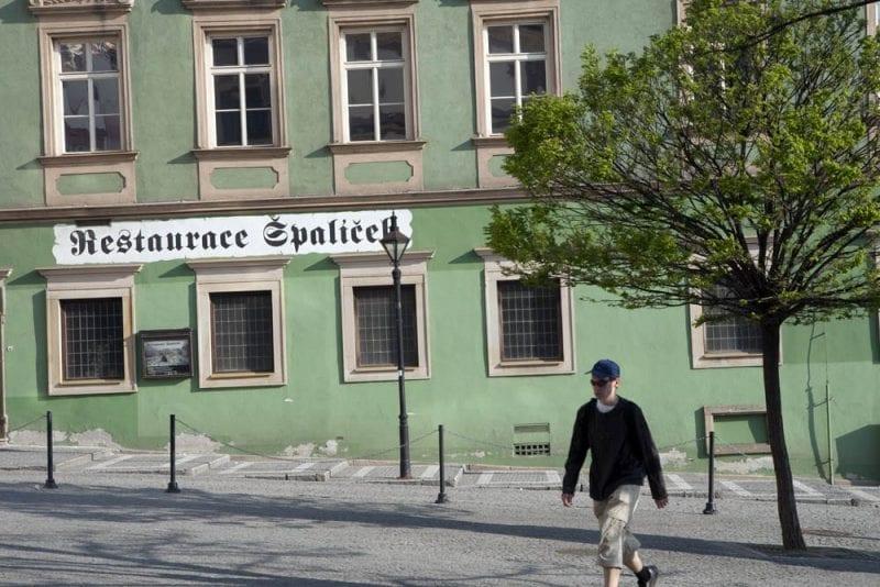 Brno tiene coquetos restaurantes