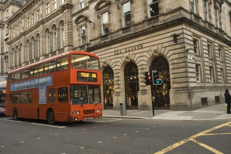 Calle de Glasgow
