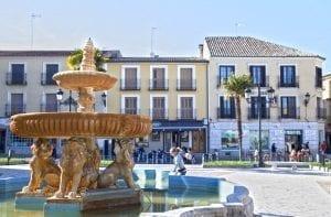 Plaza Mayor de Illescas