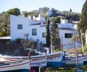 Casa Museo de Salvador Dalí en Portlligat