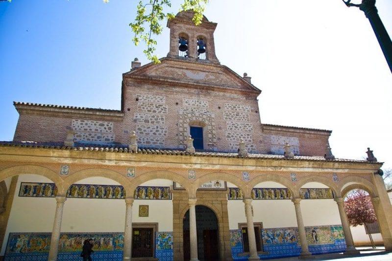 La Basílica del Prado de Talavera de la Reina