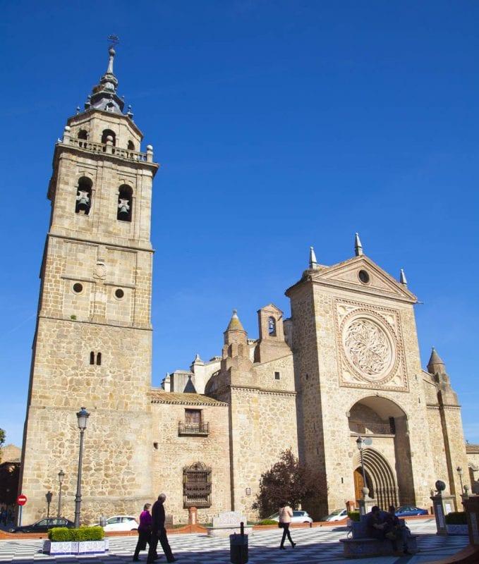 Colegial de Santa María la Mayor