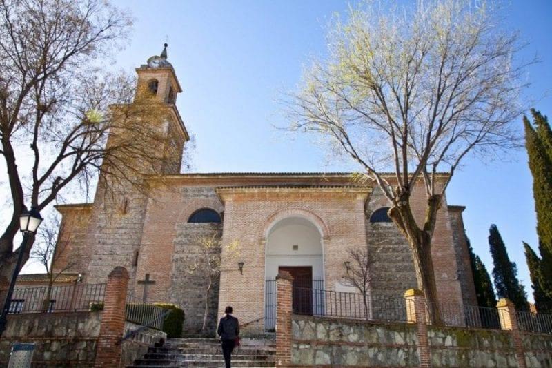 Cervantes se casó en la iglesia de Santa María de la Asunción