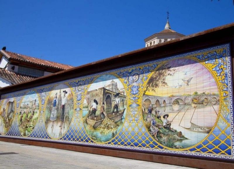 Mural de los Pescadores