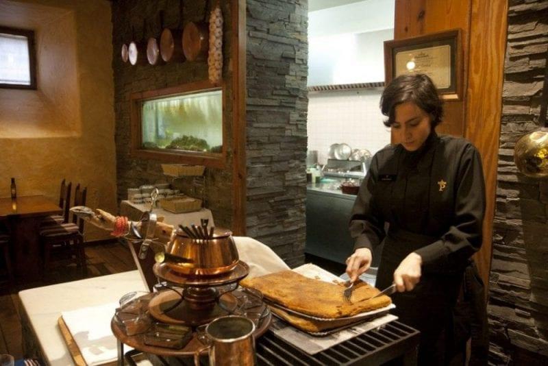 La empanada es otra de las señas de identidad de la cocina gallega