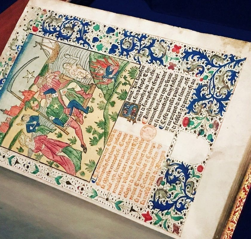 Manuscrito de Mansion