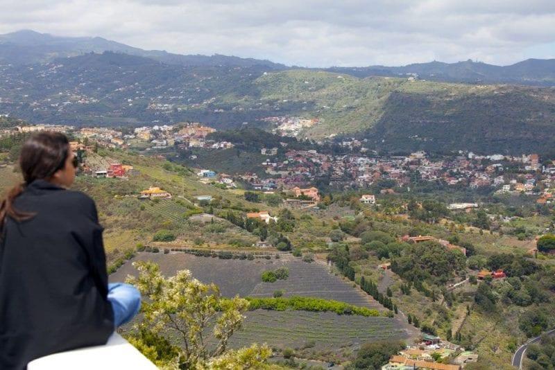 La isla de Gran Canaria esconde paisajes naturales maravillosos