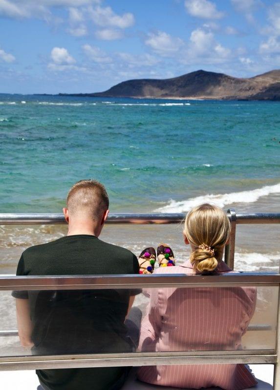 Las Palmas de Gran Canaria gusta a toda la familia y perfiles