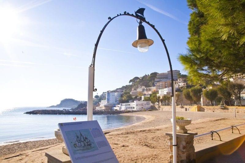 Playa de Sant Feliú de Guíxols