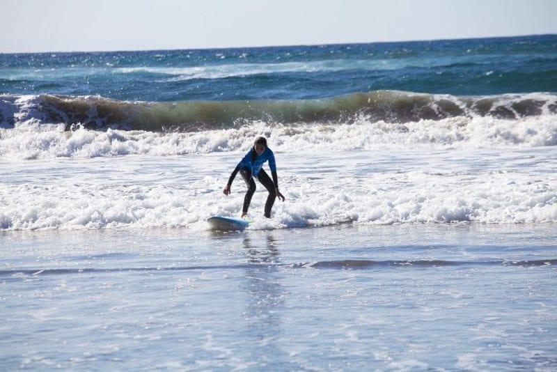 En las canteras hay opciones para surfear a todos los niveles
