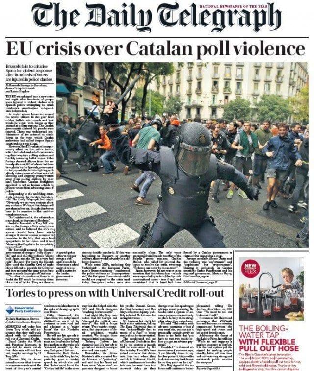 La imagen de España en los medios internacionales es decisiva