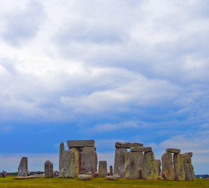 Stonehenge cambia según la luz