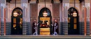 """La Mamounia se define como un """"palacio - hotel"""""""
