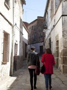 Las calles conservan su trazado medieval
