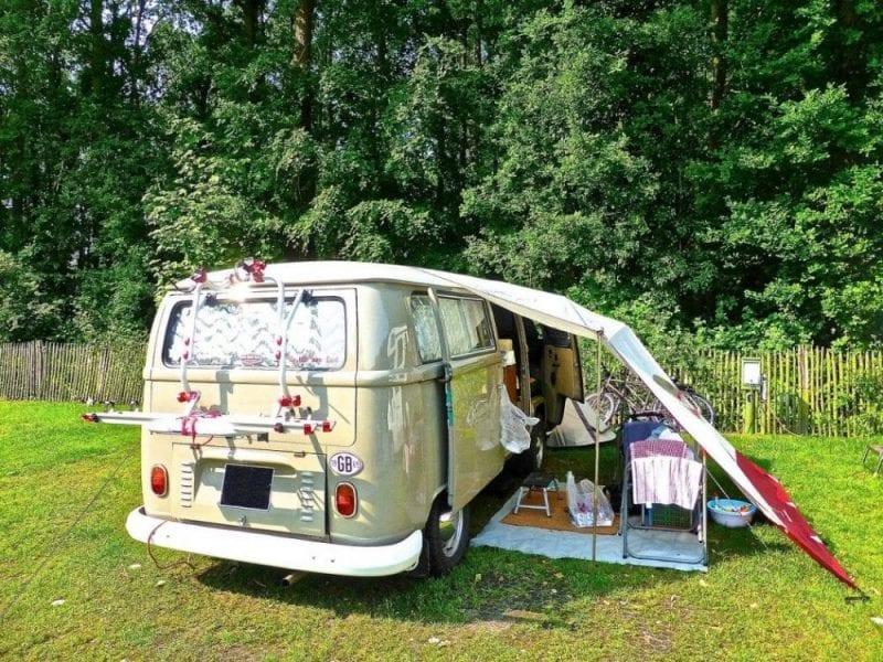 Parte del éxito del camping depende del equipamiento