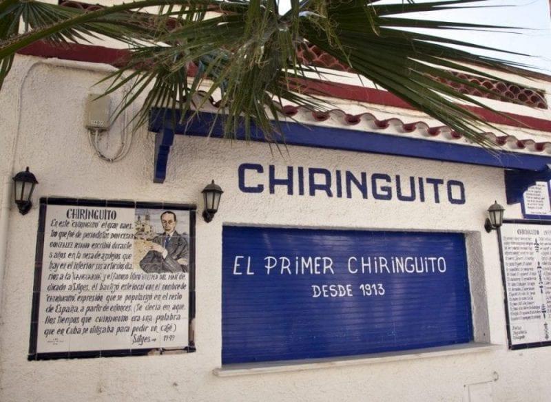 El Chiringuito, un icono en Sitges