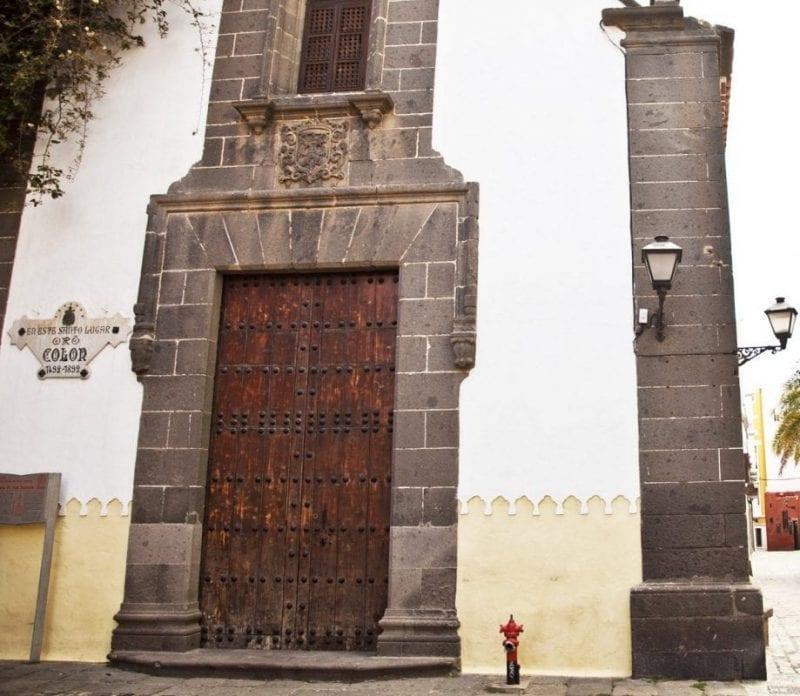 Más alusiones a Colón en Vegueta