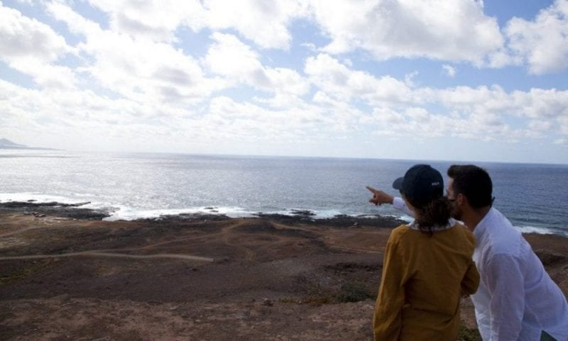 Vistas desde la Isleta