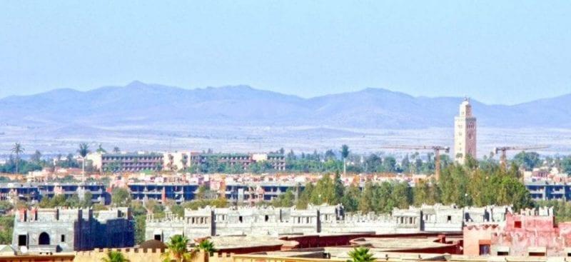 El Atlas es la espina dorsal de Marruecos