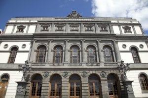 El teatro lleva el nombre del autor de Fortunata y Jacinta