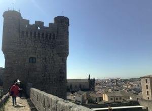 Torre del castillo de Oropesa