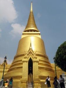 Pagoda dorada del Palacio Real