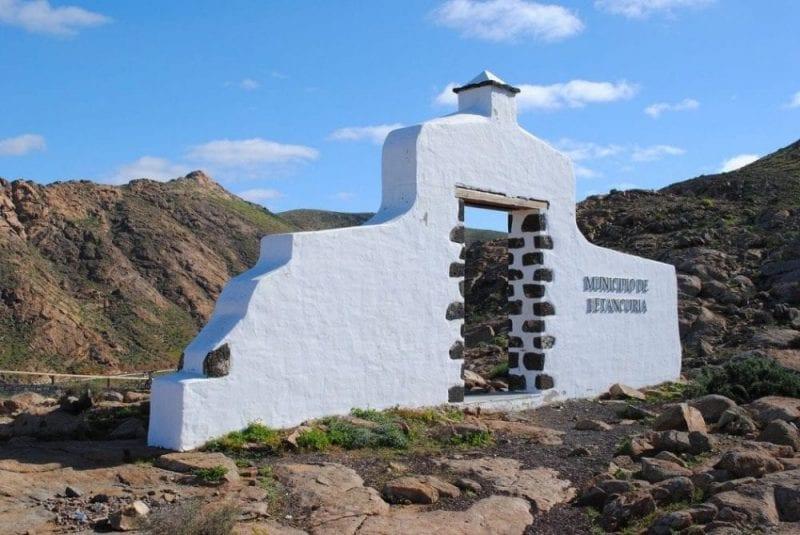 Betancuria fue capital de Fuerteventura