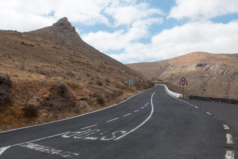 Fuerteventura, isla para conductores tranquilos