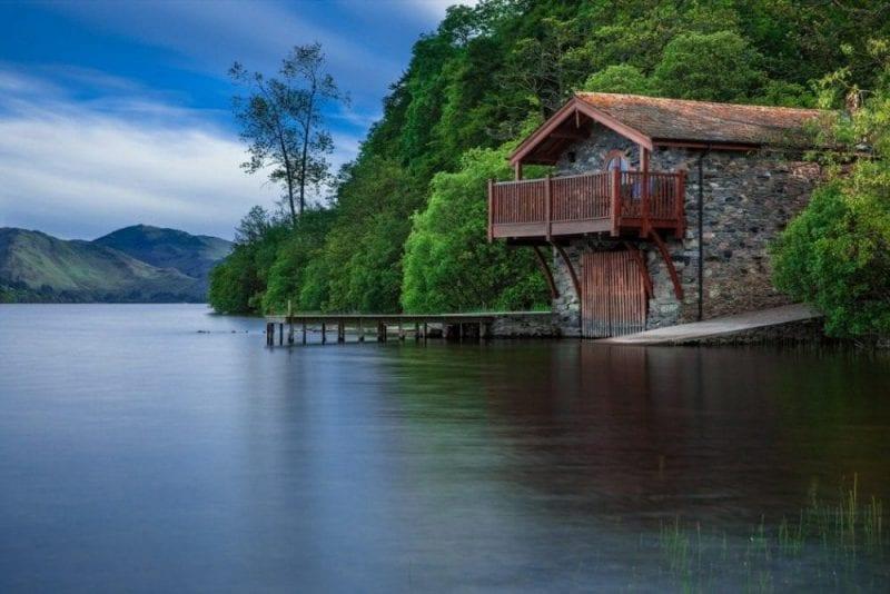 Hay casas idílicas donde pasar las vacaciones