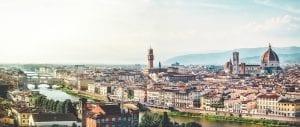 Panorámica de Florencia