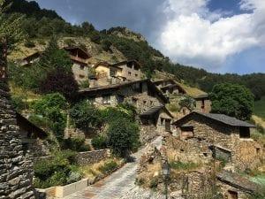 Andorra está salpicada de pueblos de piedra