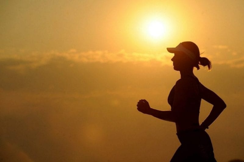 Cada vez hay más runners viajeros