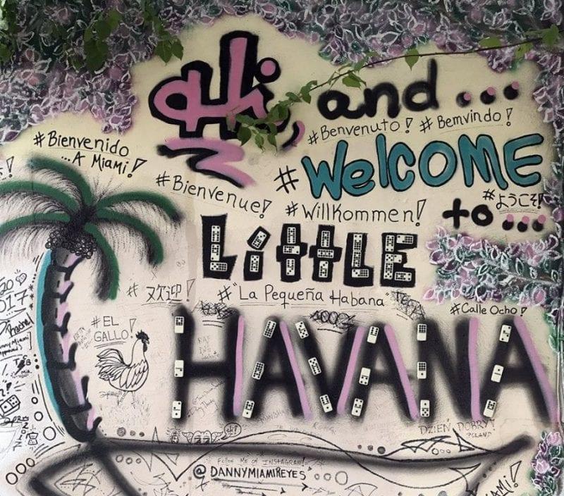 """Bienvenidos a """"Little Havana"""""""