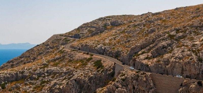 Mallorca, destino ideal para recorrer en coche a tu aire