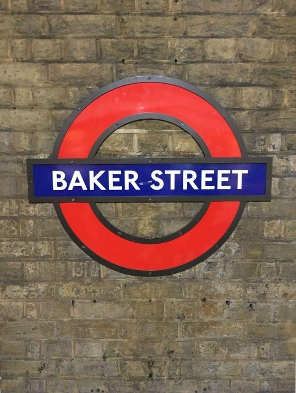 Estación de metro de Baker Street