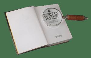 Holmes es un de los detectives más famosos de la literatura