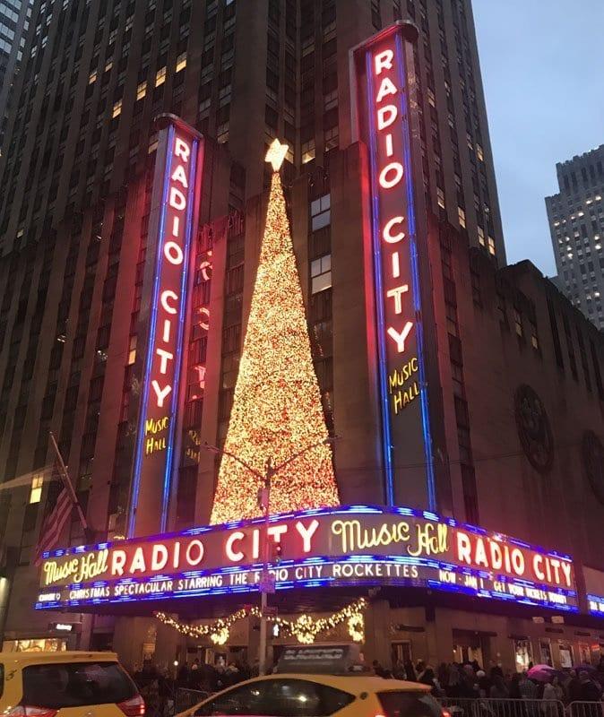Radio City Christmas Spectacular es el show navideño por excelencia de Nueva York.