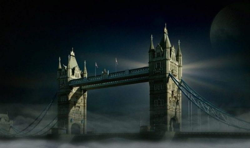 Tower Bridge, en cuyos alrededores actúo Jack el Destripador
