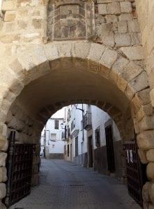 Coria aún conserva sus cuatro puertas en la muralla