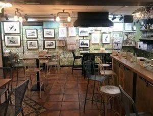 "Zona ""bar"" del Versátil"